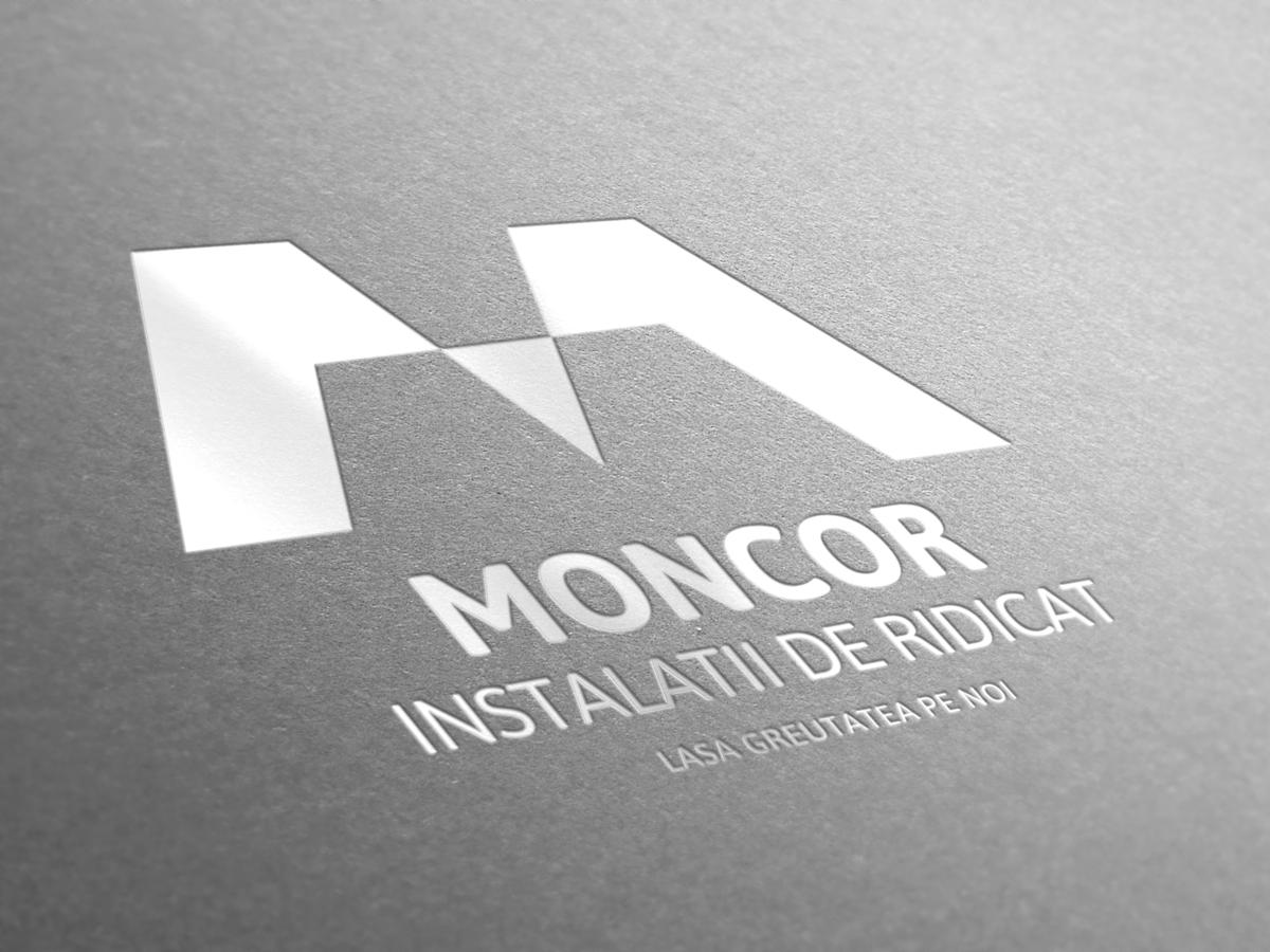 Mockup Logo-Moncor-Instalii de ridicat Ama Mihaescu Creative Studio