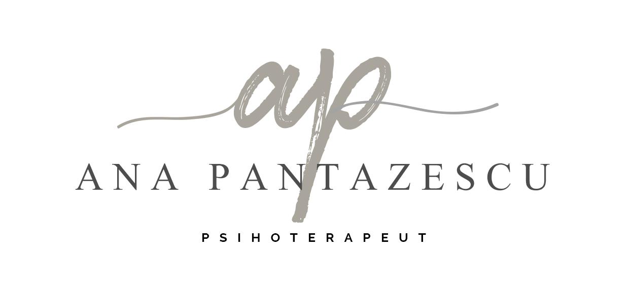 Logo Principal Ana Pantazescu | Ama Mihaescu Creative Studio | Web Design | Branding