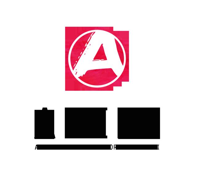 Logo Asociatia Alert Ama Mihaescu Creative Studio / web design / branding