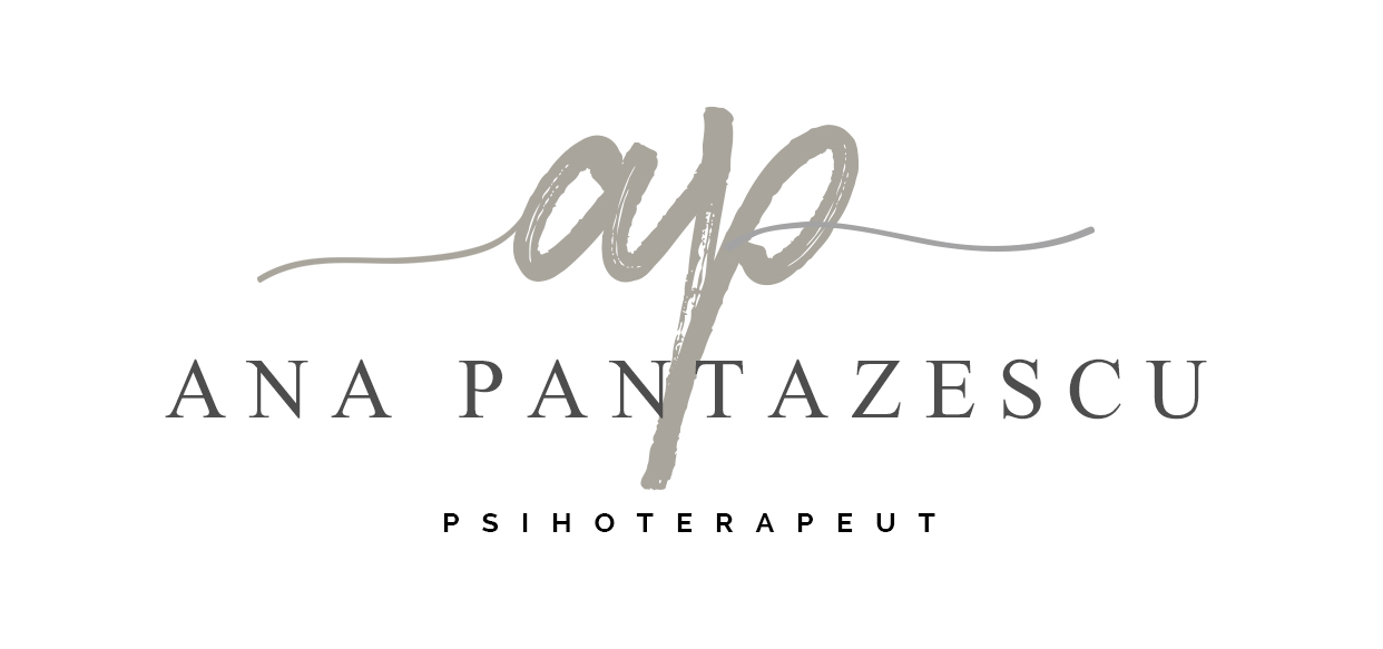 Logo Principal Ana Pantazescu   Ama Mihaescu Creative Studio   Web Design   Branding