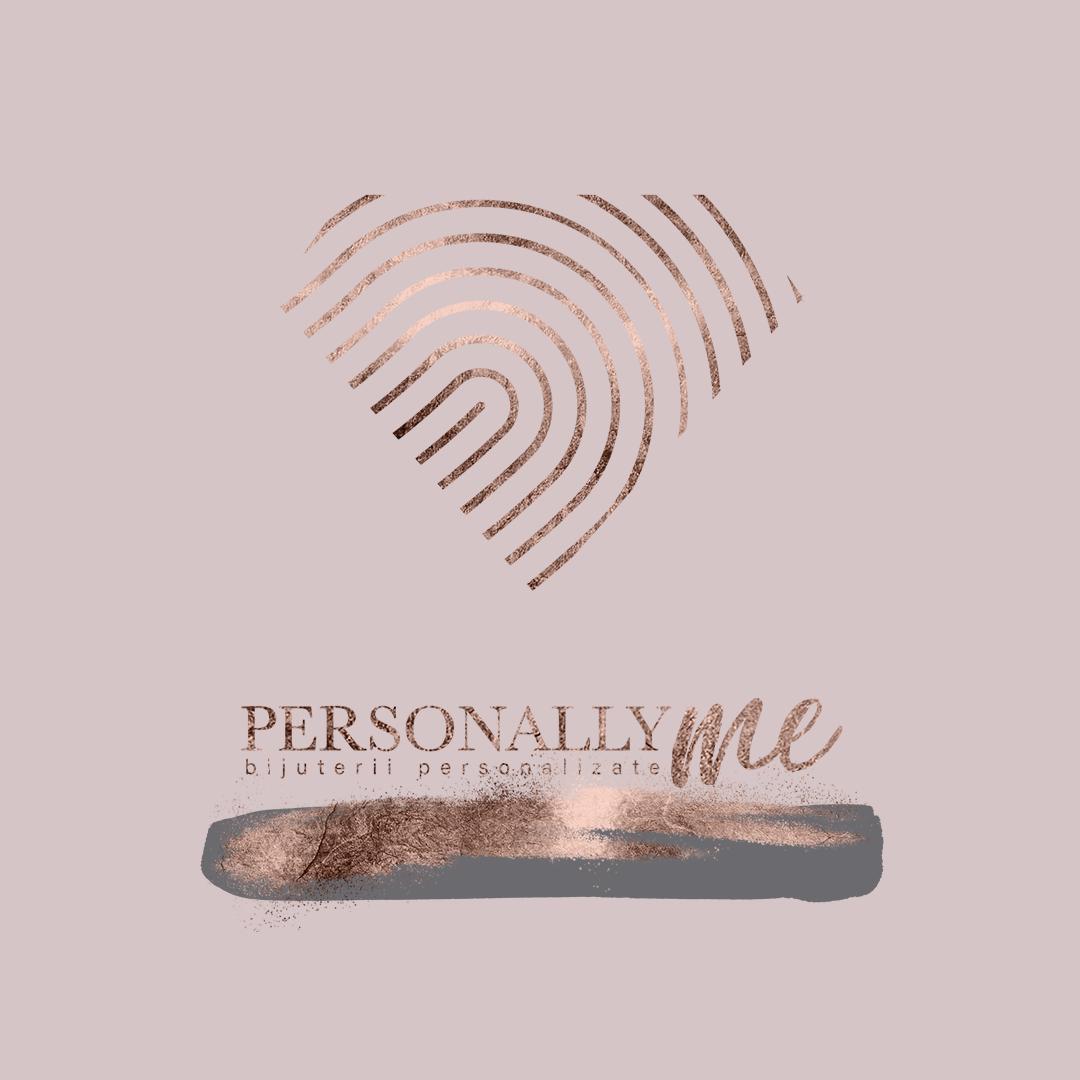 Branding, Identitate vizuala Personally Me_ Ama Mihaescu CREATiVE STUDIO